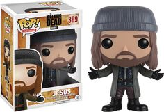 Pop Funko: Walking Dead - Jesus