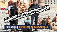 Het is een initiatief van een vrouw uit Tilburg. Ze heeft de actie bedacht uit protest in een reactie op de boerkini-rel in Frankrijk.