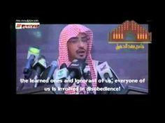 Sheikh Saleh Al-Maghamsi: Taqwa (must listen) - YouTube