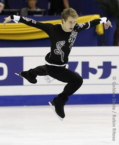 Michal Brezina  worlds 2012, SP