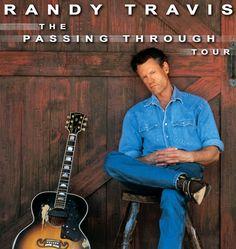 """Randy Travis """"Passing Through"""" tour - October 8, 2004, Deschutes Expo Center, Redmond, OR"""