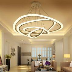 Dining Chandelier, Dining Room Lighting, Modern Chandelier, Bedroom Lighting, Chandelier Lighting, Light Bedroom, Cheap Pendant Lights, Modern Pendant Light, Pendant Lamps