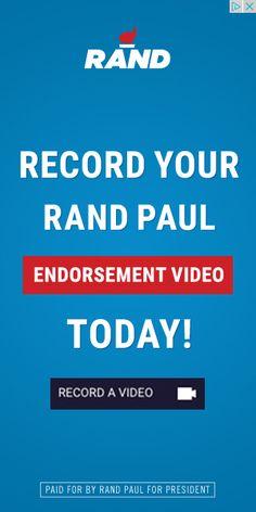 Rand Paul online ad.