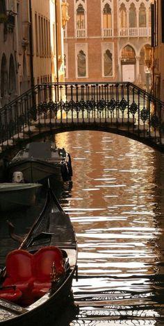"""the bridge"".. Dorsoduro, Venice // by Frizztext on Flickr"