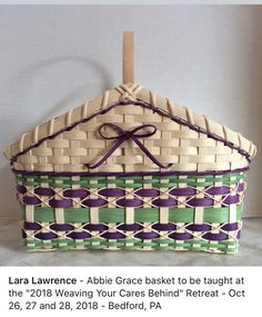 Basket Weaving Patterns, Basket Bag, Basket Decoration, Basket Ideas, Altered Art, Making Ideas, Wicker, Diy And Crafts, Bamboo