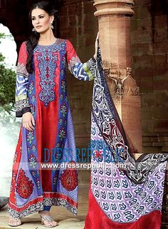 Buy Indian Pashmina And Shawl Dresses 2013-2014 By Designer Maria B  Buy the fresh, trendy and extremely popular designer south asian clothing from us. Gul ahmed, khaadi and nishat linen winter collections currently available. by www.dressrepublic.com