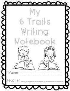 6 Traits Writing Mini Lessons is a great addition to your 6 1 or 6 Traits Writing Traits Crate! 6 Traits of Writing may be used alone or as a resource to teach your students about all 6 traits! 6 Traits Of Writing, Writing Lists, Writing Notebook, Editing Writing, Teaching Writing, Writing A Book, Teaching Resources, Teaching Ideas, Grammar Activities