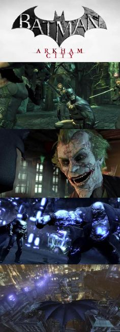 #SuperHero #Gamer #Batman #Arkham City has been out for 10 years now… Batman Arkham City, Batman Arkham Origins, Gotham City, Batman Comic Art, Batman Comics, Batman Robin, Nightwing, Batgirl, Hugo Strange