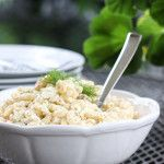 Really Good Macaroni Salad | Inspired by Charm