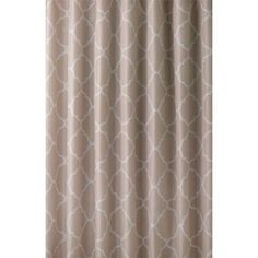 Buy Heart Of House Luxury Sierra Mould Resistant Shower Curtain At Argoscouk