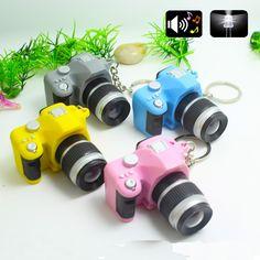 デジタル一眼レフカメラおもちゃカメラ車のキーチェーンバッグアクセサリー子供のおもちゃled発光音光るペンダントキーホルダー女の子ギフト