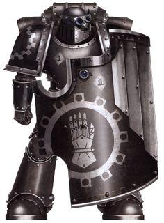 Iron Hands Legion Breacher