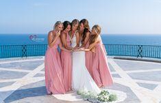 Bridesmaid Makeup, Bridesmaid Bouquet, Bridesmaids, Bridesmaid Dresses, Prom Dresses, Formal Dresses, Wedding Dresses, Brides Maid Gown, Wedding Planners