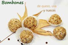 Bilyrecetas: Bombones de queso y nueces