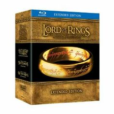 The Lord of the Rings: The Motion Picture Trilogy: Extended Edition Bilingual Blu-ray: Amazon.ca: Elijah Wood, Viggo Mortensen, Orlando Bloo... the lord, elijah wood, orlando bloom, motion pictur, extend edit, gift stuff, fave movi