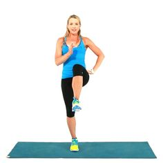 Sculpt the long, toned legs you're after with this workout from Bethany Lyons. - Shape.com