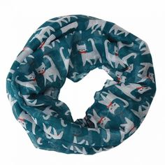 Shop HN Women Ladies Girl Voile Bow Cat Printed Pattern Silk Scarf Wrap Shawl Scarf Blue and discover a large selection of Fashion Scarves at affordable prices. Fashion Pattern, Cat Scarf, Cashmere Shawl, Neckerchiefs, Neck Scarves, Shawls And Wraps, Adulting, Womens Scarves, Scarf Wrap