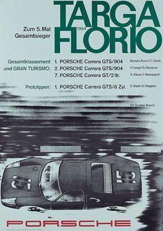 Targa Florio Porsche 904