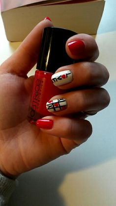 My nails ♡  Liebe
