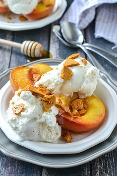 1000+ images about DESSERTS - FRUIT on Pinterest | Pavlova, Peach ...