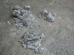 Sous l'effet de l'eau la chaux s'effrite et devient une poudre. S'il l'on mouille plus elle se transforme en pâte. La chaux aérienne (à base de calcaire pur) peut se conserver sous forme de pâte pendant des années car elle est ainsi protégée de l'air (cela empêche la réaction de prise / carbonatation).