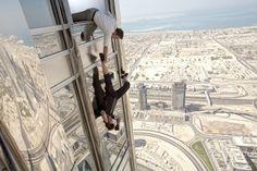 hang off building