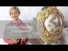 Bardzo łatwa pisanka ze spękaniami - powertex, You are in the right place about Decoupage gifts Here we offer you the most beautiful pictures about the Decoupage collage you are looking for Amazing Gardens, Beautiful Gardens, Decoupage Letters, Diy Garden Decor, Most Beautiful Pictures, Easter Eggs, Christmas Bulbs, Craft Projects, Holiday Decor