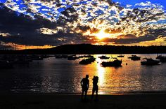 Wonderful Sunset At Manly Wharf and nice view and Evening Swimm     Please follow me on youtube and add me there www.youtube.com/channel/UCJNAZ9OFsulr4ZATFJZjibQ
