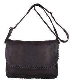 Bag Watton black Amsterdam Cowboys | The Little Green Bag