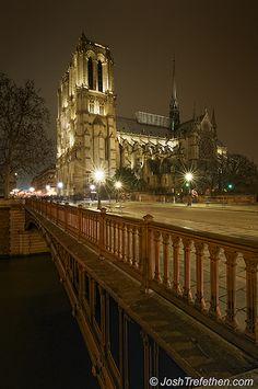 Notre Dam Cathedral, Paris France