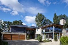 5 bedroom detached house for sale in Balcarras Road, Charlton Kings, Cheltenham, - Rightmove. New Homes For Sale, Property For Sale, Living In England, Outdoor Spaces, Outdoor Decor, Luxury Living, Detached House, Bungalow, Luxury Homes