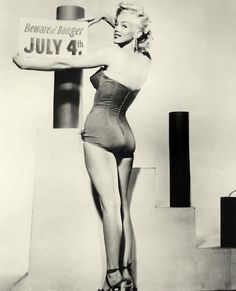 Marilyn 4th of July
