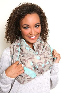 Mint for Fashion Scarf
