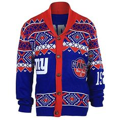 8c4e387dc5a Compare prices on New York Giants Christmas Sweaters from top online fan  gear retailers. Save money on quality sports team Christmas ornaments and  ...