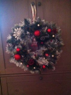 Christmas wreath ! Buy now!