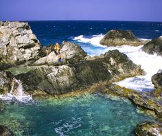 North Coast of Aruba - I love this place!
