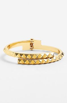 Rebecca Minkoff Hinge Cuff available at #Nordstrom