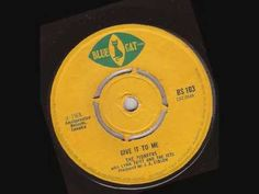 "The Pioneers ""Give it to me"" Bluecat 103 A (1968)"
