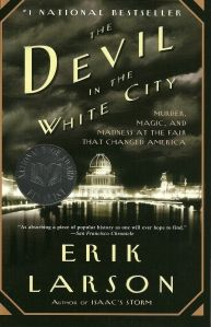 Read Devil In The White City recently... really presented an interesting history of Chicago at the end of the 20th century...