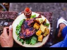 Wovenblends baked chicken - YouTube