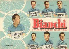 .......Bianchi squadra, 1955