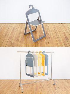 Hanger Chair by Philippe Malouin | moddea