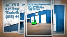 ACTS fleet management Knoxville tn | ACTS fleet management Nashville tn