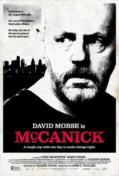 'McCanick' movie review David Morse goes completely crazy | Terras Independent Voice