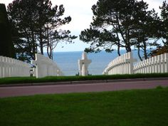 The American Cemetery at Colleville-sur-Mer   Flickr - Photo Sharing!