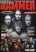 DescargarMetal Hammer - Marzo 2014 - PDF - IPAD - ESPAÑOL - HQ
