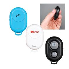 Bluetooth Remote Shutter  (#BLUTHSH) more info at www.cool-ideas-marketing.com