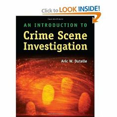 9 best books criminal law images on pinterest criminal law see more an introduction to crime scene investigation by aric w dutelle 7179 edition fandeluxe Images
