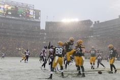 Snow More: Packers On 2-Game Streak, Beat Texans -- The Green Bay Packers have won two in a row thanks to the Houston Texans. Was it easy? No. It came down to one thing. Here's what we know. Blam!