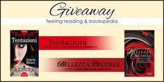 bookspedia: Giveaway in collaborazione con il blog Feeling Rea...